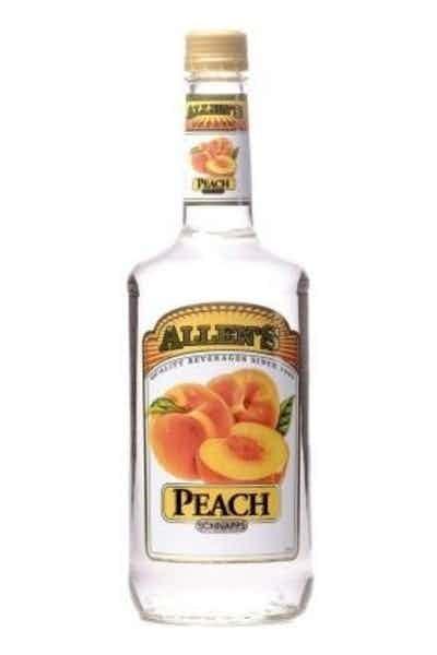 Allen's Peach Schnapps Liqueur