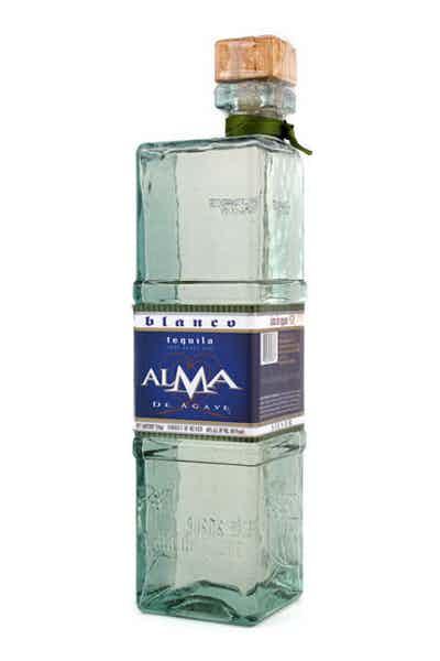 Alma Silver Tequila