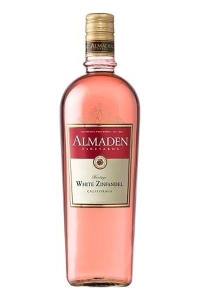 Almaden White Zinfandel
