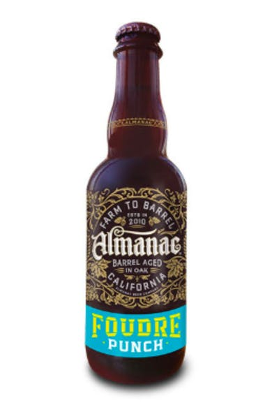 Almanac Foudre Punch Sour Blonde