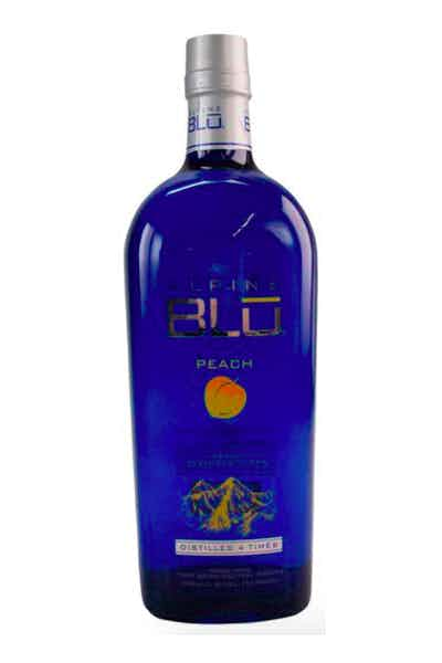 Alpine Blu Peach Vodka