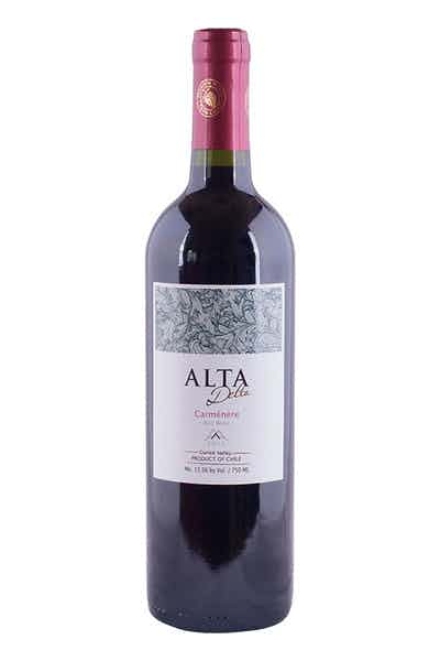 Alta Delta Carmenere Kosher For Passover