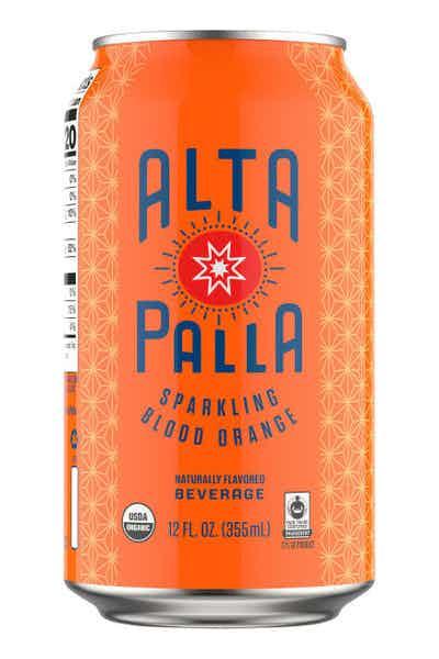 Alta Palla Sparkling Blood Orange