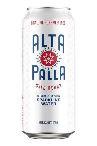 Alta Palla Wild Berry Seltzer