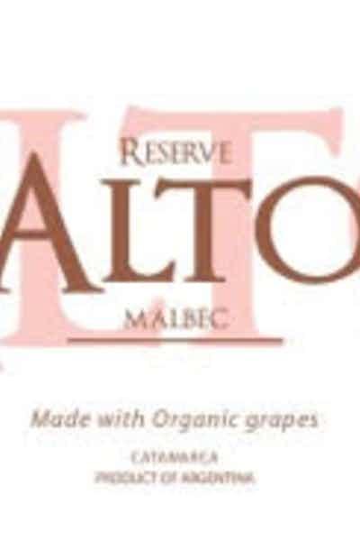 Alto 3 Reserve Malbec