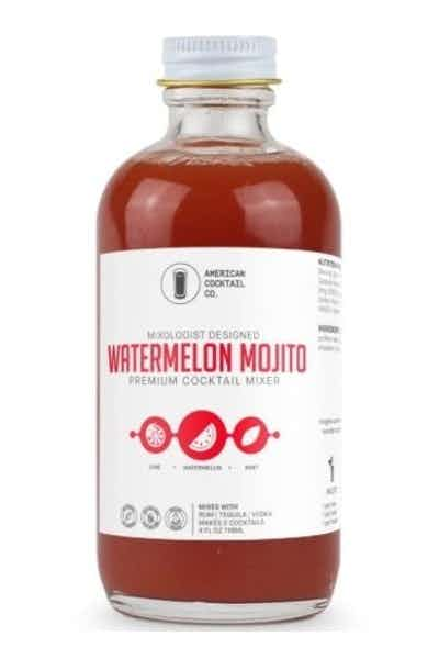 American Cocktail Co 'Watermelon Mojito' Cocktail Mixer