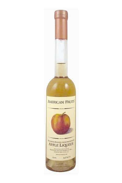 American Fruits Apple Liqueur