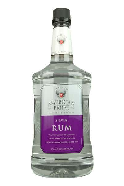 American Pride Silver Rum