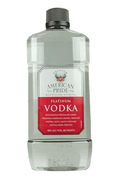 American Pride Vodka Traveler