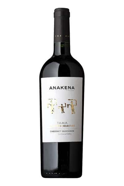 Anakena Cabernet Tama Vineyards Selection