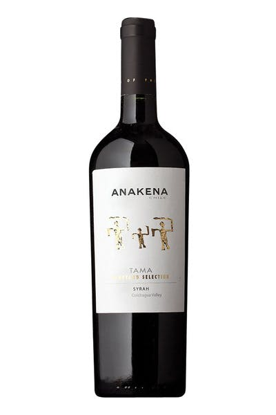 Anakena Syrah Tama Vineyards Selection