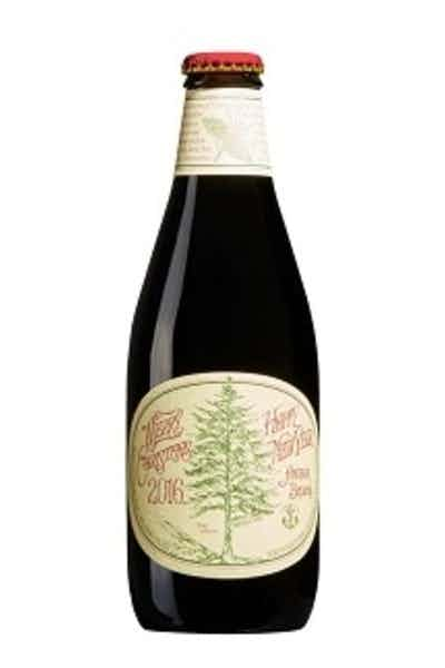 Anchor Steam Christmas Ale.Anchor Brewing White Christmas