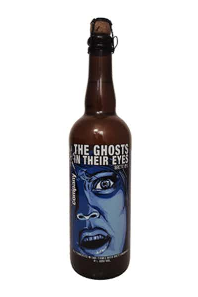 Anchorage Brewing The Ghost In Their Eyes Brett IPA