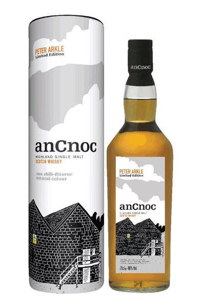 Ancnoc Scotch Smalt Peter Arkle