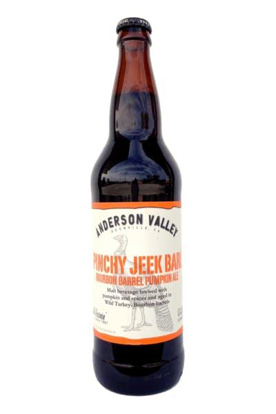 Anderson Valley Pinchy Jeek Barl Pumpkin Ale