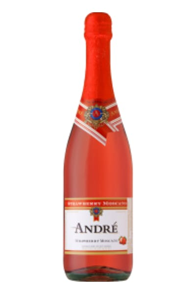 Andre Strawberry Moscato