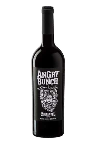 Angry Bunch Mendocino Zinfandel
