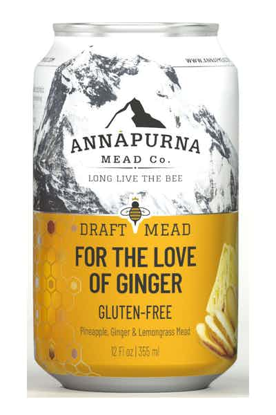 Annapurna For the Love of Ginger Mead