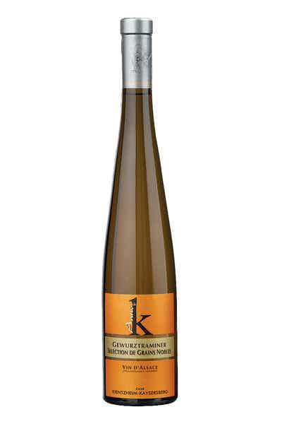 Anne De K Gewurztraminer Selection De Grains Nobles