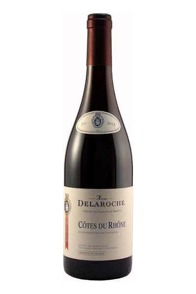 Anne Delaroche Cotes Du Rhone Rouge