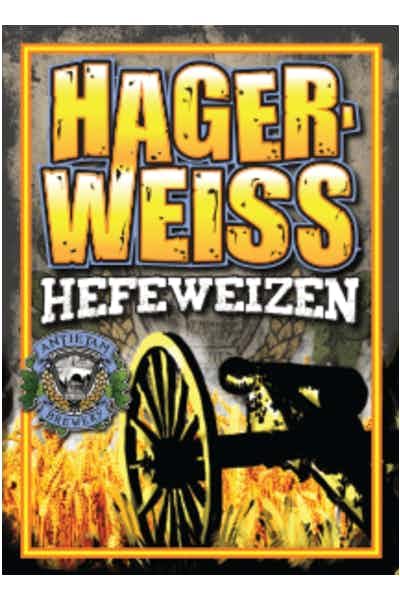 Antietam Brewery Hager-Weiss