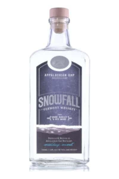 Appalachian Gap Snowfall Unaged Whiskey