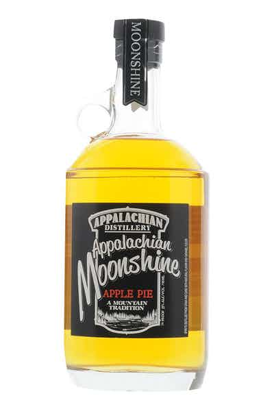 Appalachian Moonshine Apple Pie
