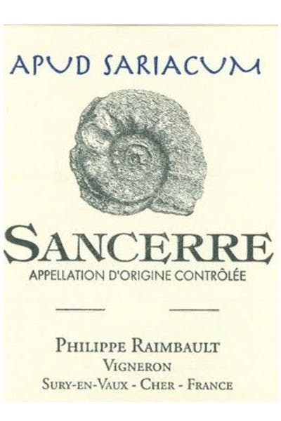 Apud Sariacum Sancerre