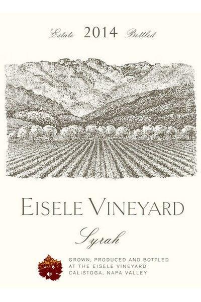 Araujo Estate Eisele Vineyard Syrah