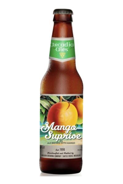 Arcadia Ales Mango Suprise IPA