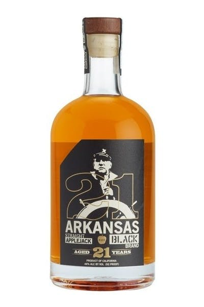 Arkansas Black 21 Year Applejack