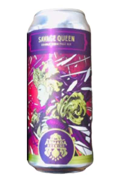 Armada Brewing Savage Queen Double IPA
