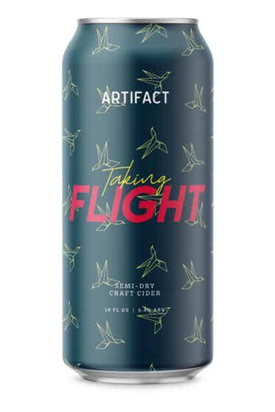 Artifact Cider Taking Flight