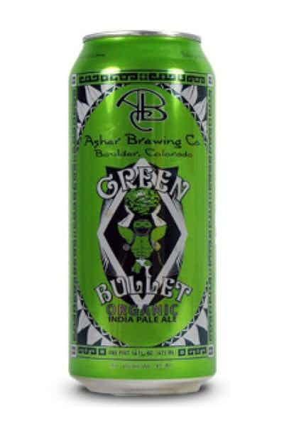 Asher Green Bullet Organic IPA