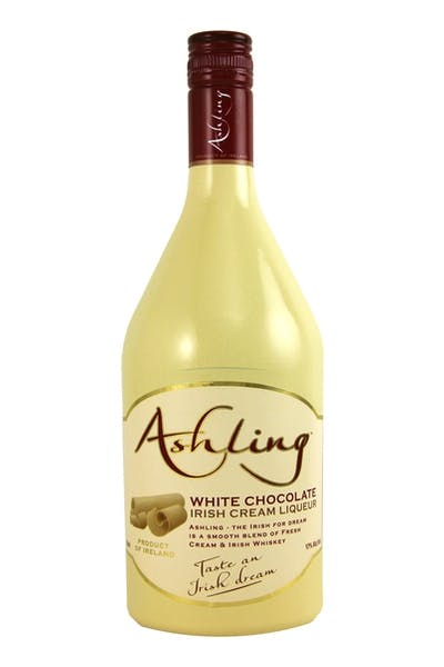 Ashling White Chocolate Cream