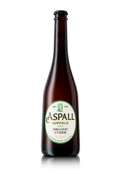 Aspall Suffolk Organic Cyder