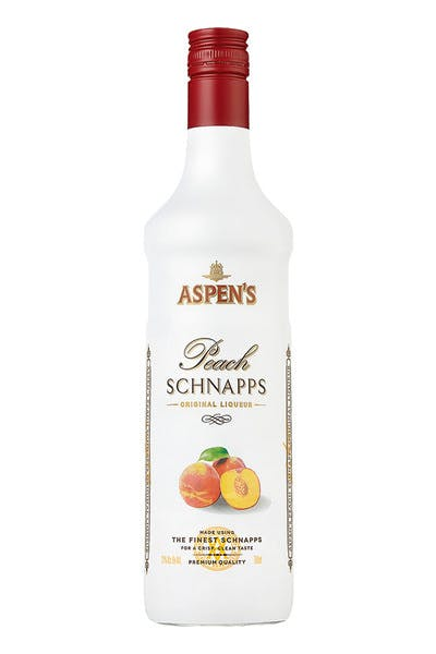 Aspen's Peach Schnapps
