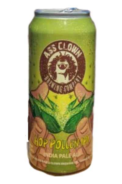 Ass Clown Brewing Hop Pollen IPA