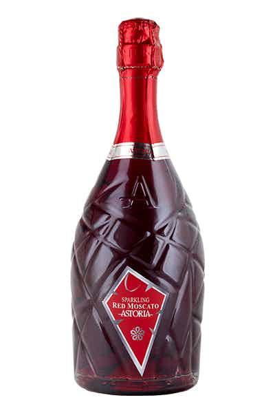 Astoria Sparkling Red Moscato