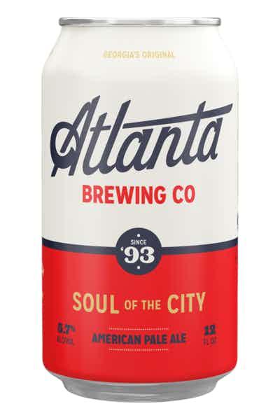 Atlanta Brewing Soul Of The City Pale Ale