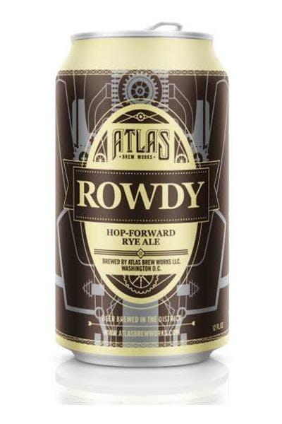 Atlas Rowdy Rye
