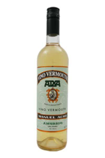 Atxa Vino Vermouth Blanco