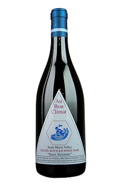 Au Bon Climat Pinot Noir Knox Alexander