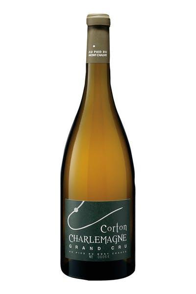 Au Pied Du Mont Chauve Corton Charlemagne Grand Cru