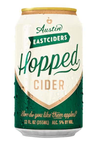 Austin Eastciders Hopped Cider