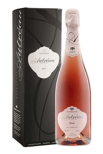 Autreau Champagne Brut Rosé Premier Cru