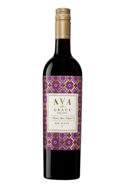 AVA Grace Vineyards Red Blend Red Wine