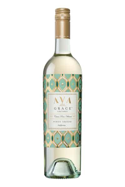 AVA Grace Vineyards Pinot Grigio White Wine