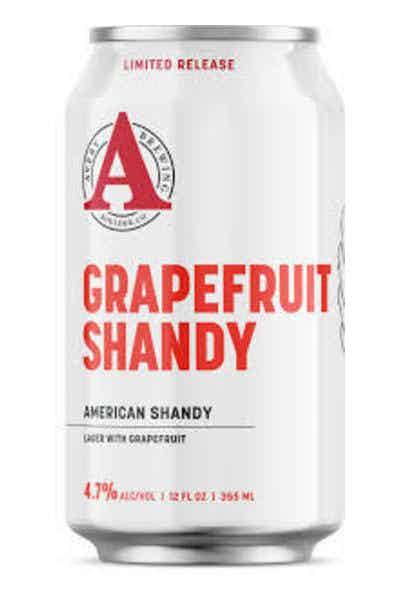 Avery Grapefruit Shandy