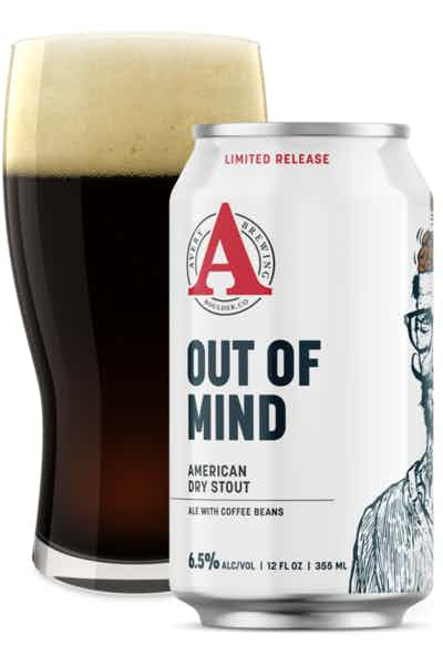 Avery Out Of Mind Coffee Stout